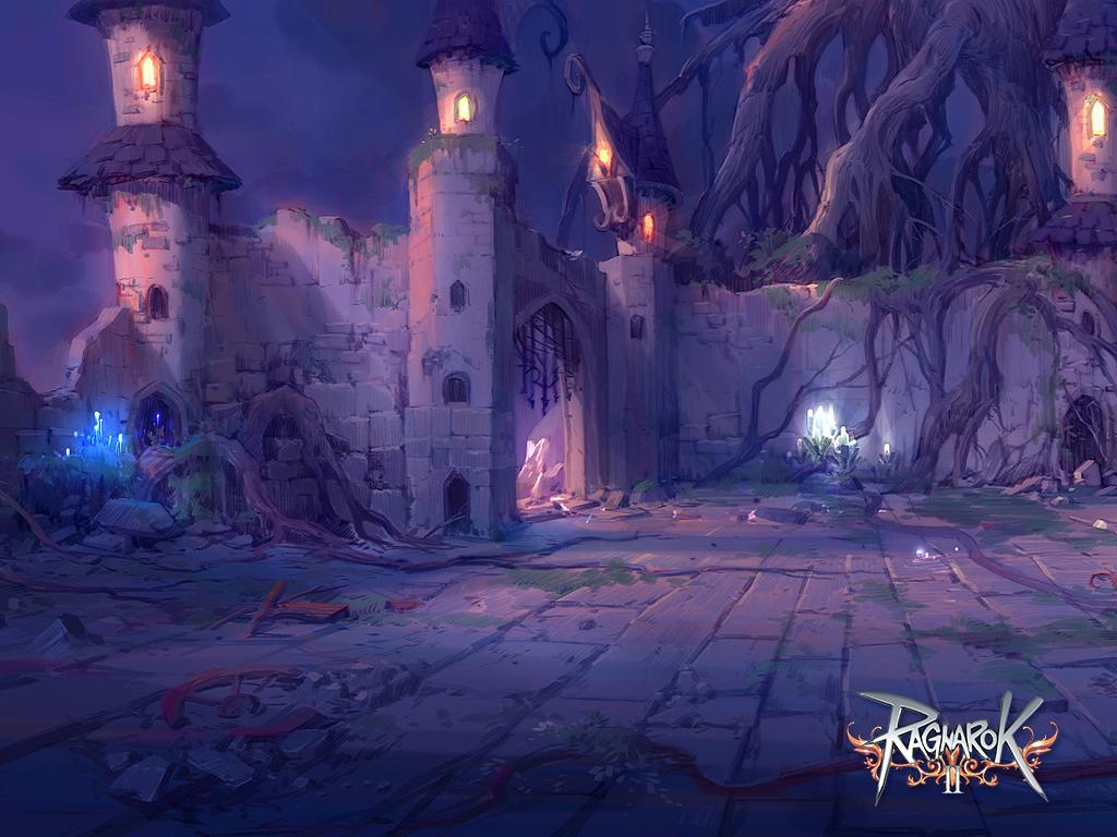 Ragnarok 2 free to play online mmorpg game - Wallpaper 1024x768 ...